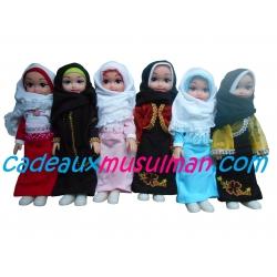 Poupée musulmane petit modèle