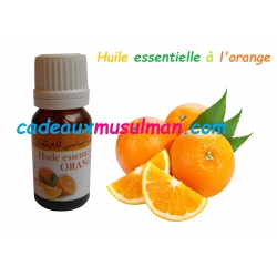 Huile essentielle d'oranger
