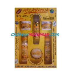 Coffret à l'huile d'argan