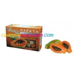 Savon papaye