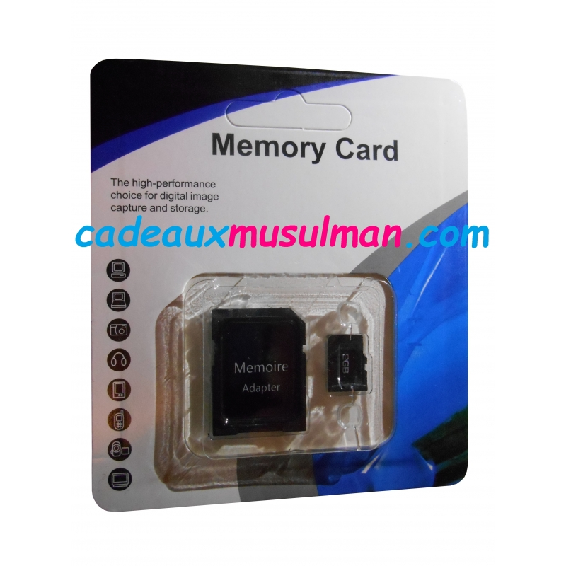 Carte SD 2GB