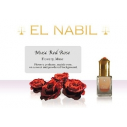 "Parfum ""Musc Red Rose"" 5ml"