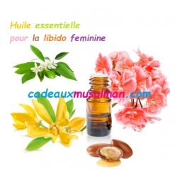 Huiles essentielles pour la libido feminine