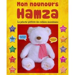 Hamza mon nounours parlant