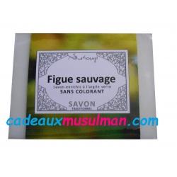 Savon Figue sauvage