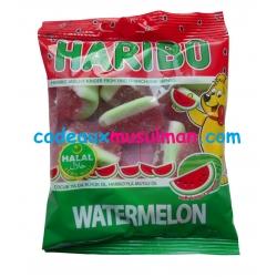 Bonbons Haribo Halal Pastèque