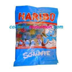 Schtroumpfs haribo sans gélatine