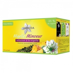 Infusion minceur