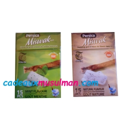 Chewing-gum Miswak