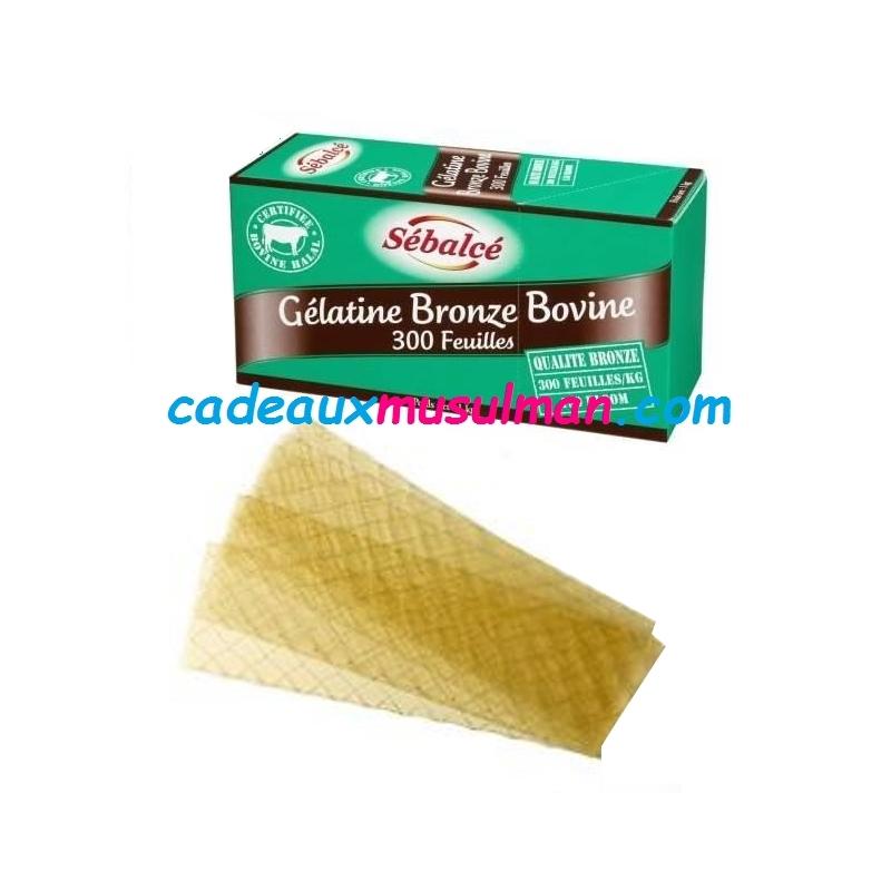 Gélatine Bovine halal