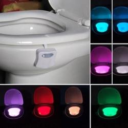 Lumière pour WC à détecteur