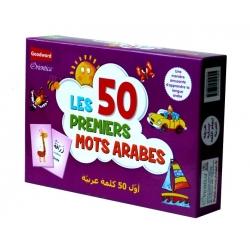 Les 50 premiers mots arabe