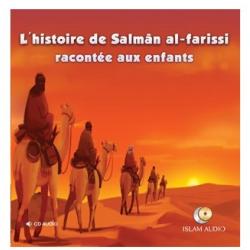 CD: L'histoire de Salmân...