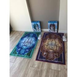 Tapis de prière interactif