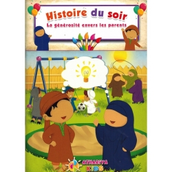 """Histoires du soir """" La..."""