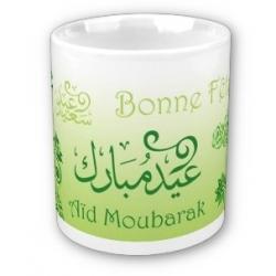 """Mug """"Aïd Moubarak"""""""