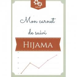 Mon carnet de suivie Hijama