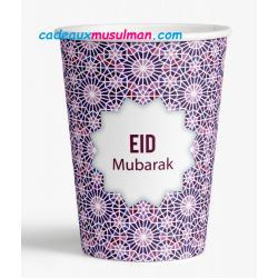 "Gobelets en carton ""Eid..."