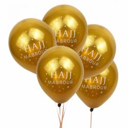 "Ballons ""Hajj Mabrour"""