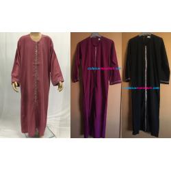 Robe Abaya fille
