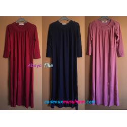 Abaya fille