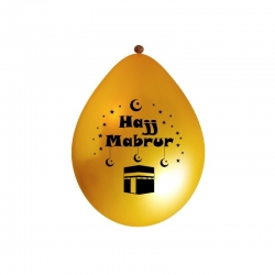"Ballon ""Hajj Mabrur"""