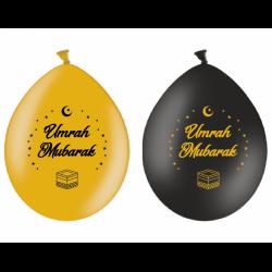 Ballons Umrah Mubarak