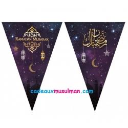"Bannière fanion ""Ramadan..."