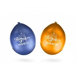 Ballon Ramadan Mubarak Bleu...