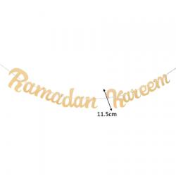 "Bannière drapeau ""Ramadan..."