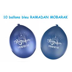 """Ballons """"Ramadan Mubarak"""""""