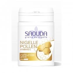 Gélules nigelle pollen