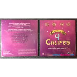 CD: Histoires des 4 Califes...