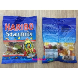 Bonbons Haribo Halal mix