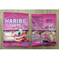 Bonbon Halal Haribo Dentier