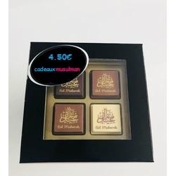"""Chocolats """"EID MUBARAK"""""""