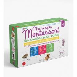 Mon imagier Montessori des...