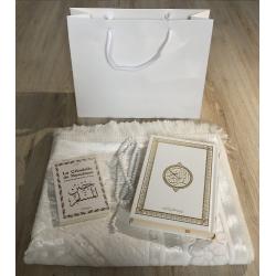 Pack Blanc Coran en Arabe