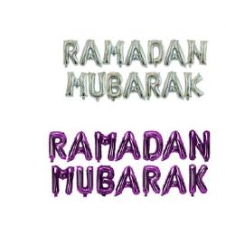 Guirlande ballon Ramadan
