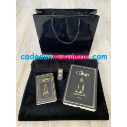 Box Coran noir