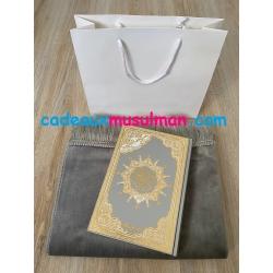 Box Coran Arabe/Tajwid gris