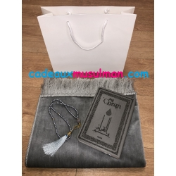 Box Coran gris