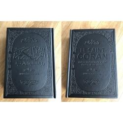 Coran arc en ciel Noir