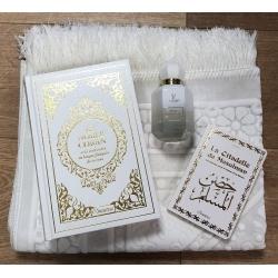 Box Coran blanc
