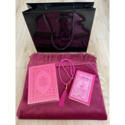 Pack Coran rose