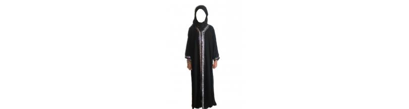 Jilbab, Abaya Fille