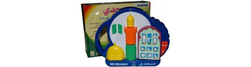 Jouet éducatif musulman